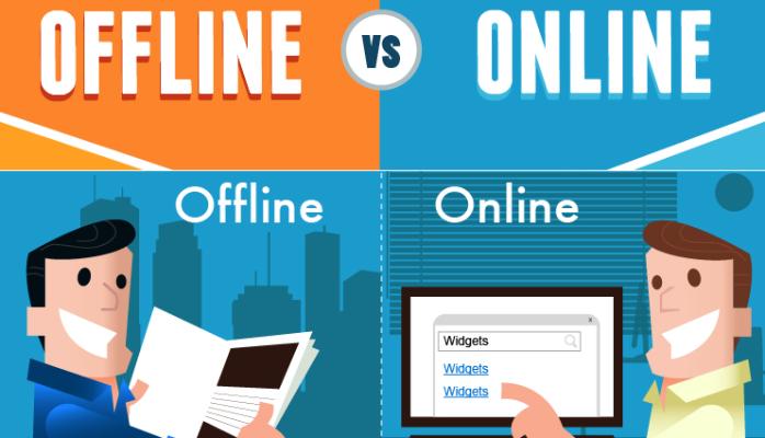 Marketing online và marketing truyền thống bạn chọn kênh nào