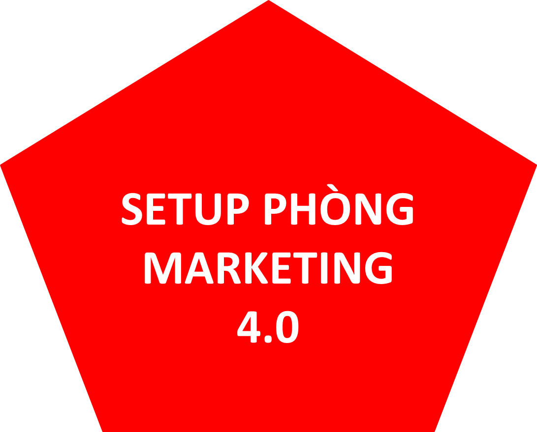 Setup phòng marketing