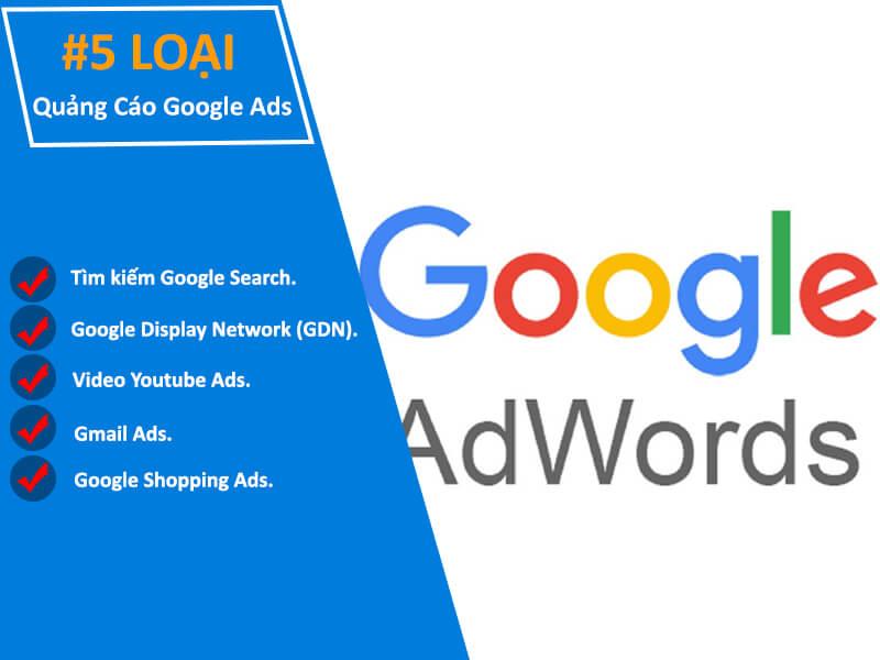 Dịch vụ quảng cáo Google Ads tại An Giang
