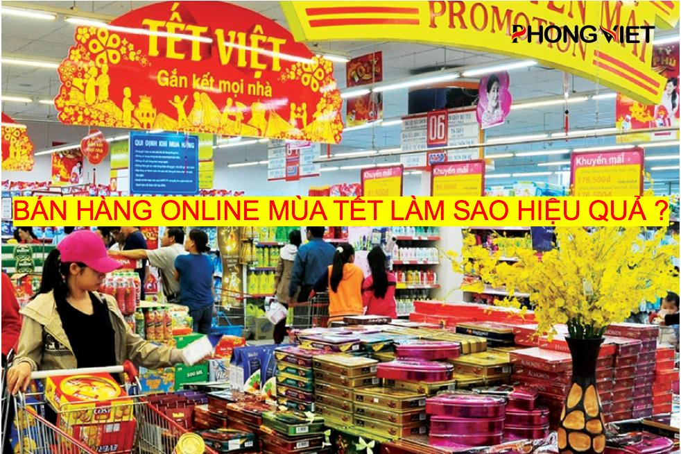 dịch vụ marketing online mùa tết