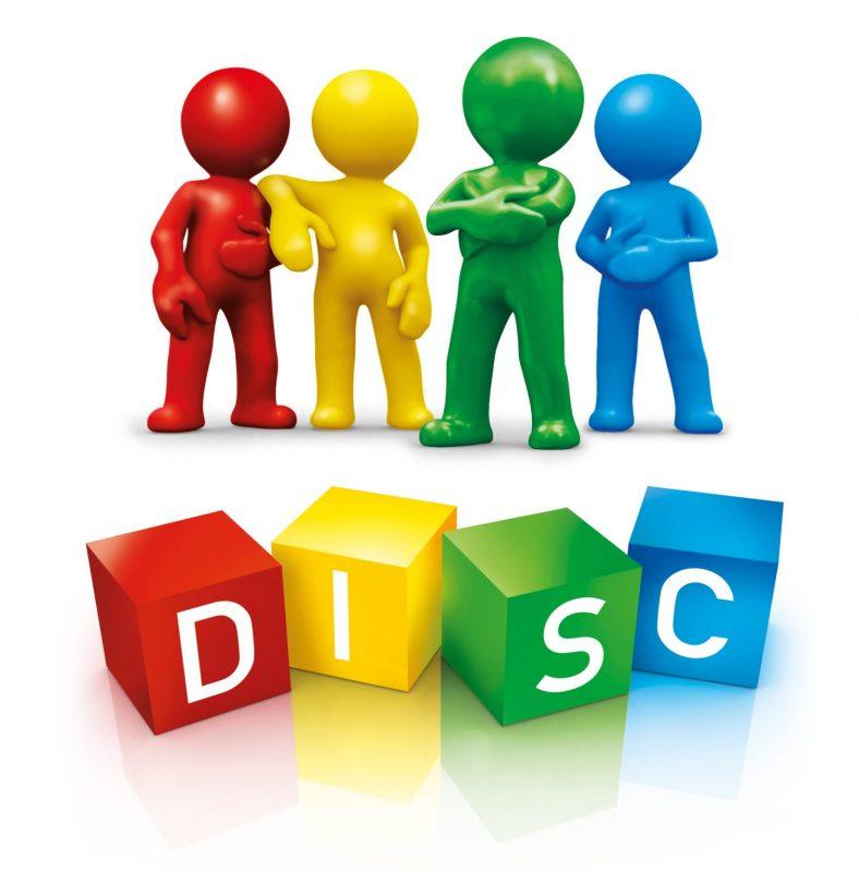 mô hình disc