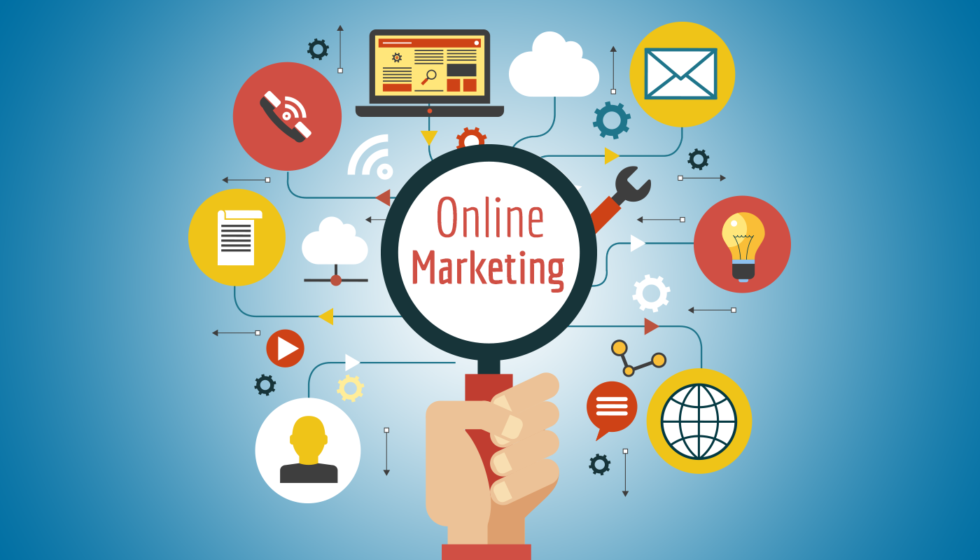 văn bản marketing online