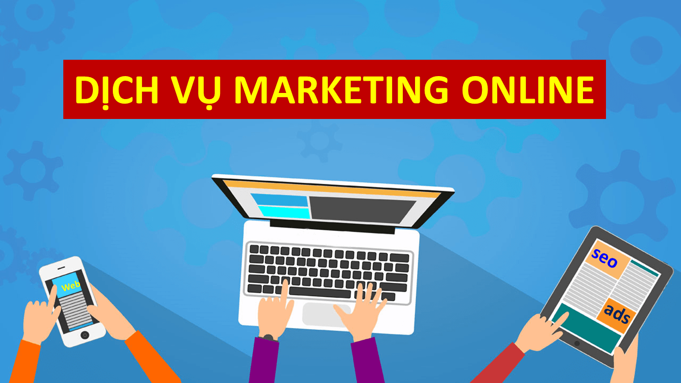 dịch vụ marketing online