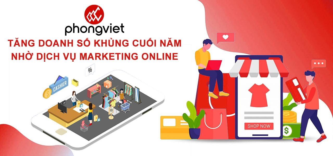 Chiến lược marketing giúp bán hàng tết hiệu quả, doanh thu khủng