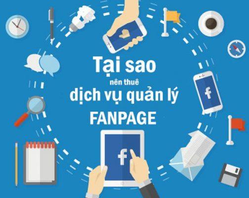 Dịch vụ quản trị fanpage và những lợi ích của bạn khi sử dụng
