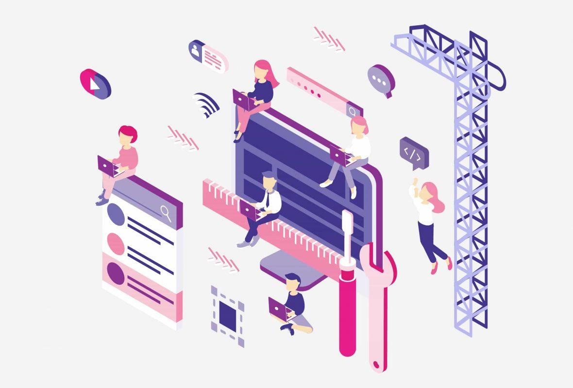 Dịch vụ thiết kế web chuyên nghiệp trên Renren tại tp. HCM