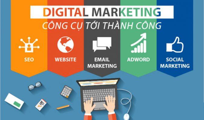 Marketing tổng thể nâng tầm doanh nghiệp tương lai