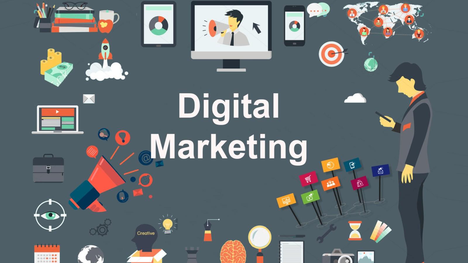 Giải pháp dịch vụ digital marketing giúp bạn làm chủ kinh doanh