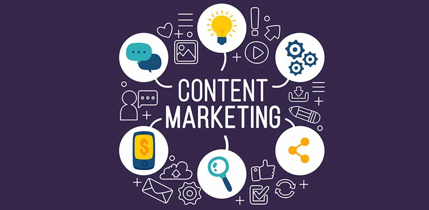 Các hình thức content marketing