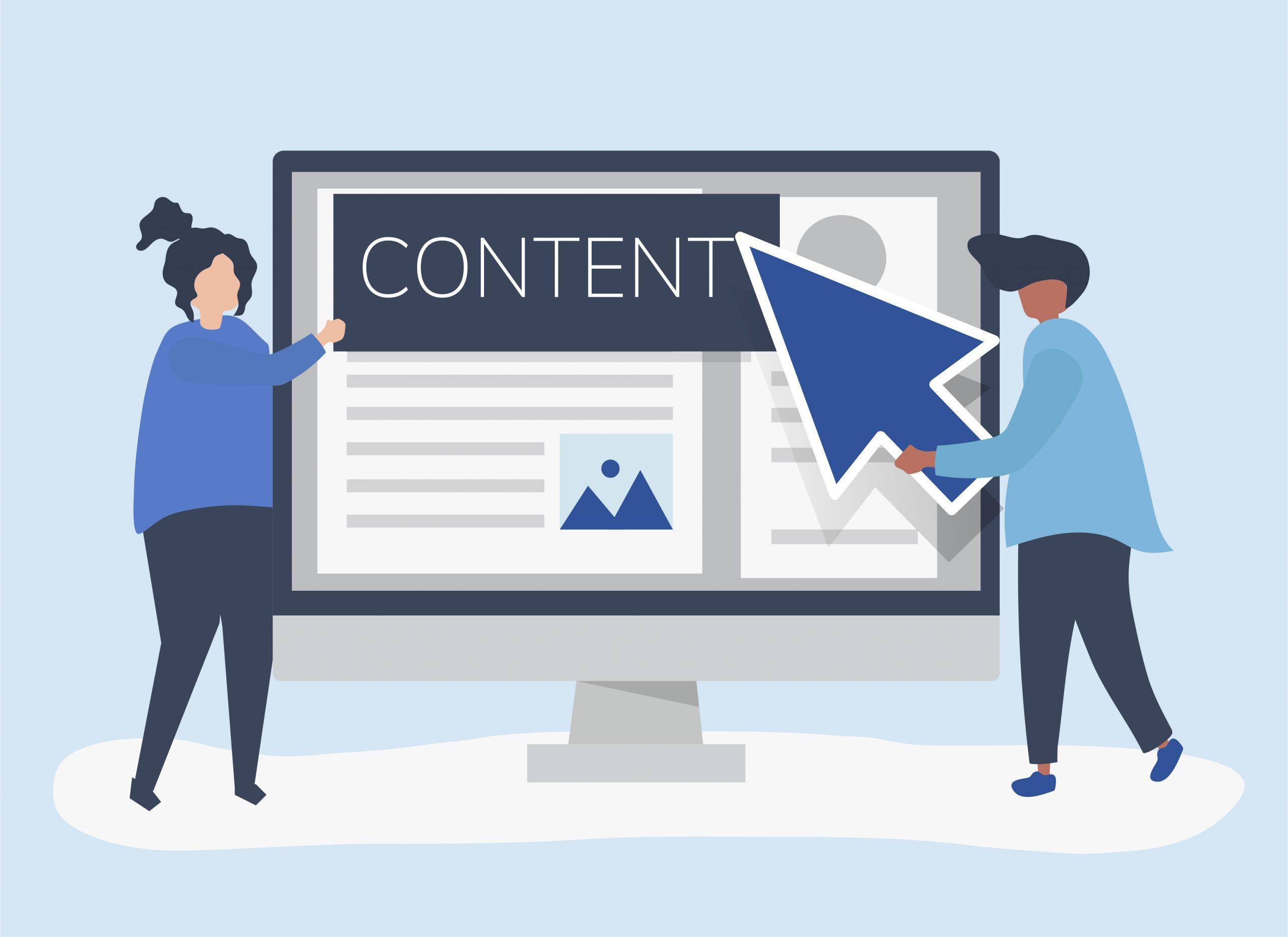 5 yếu tố một trang web cần có đề duy trì tương tác ổn định với người đọc