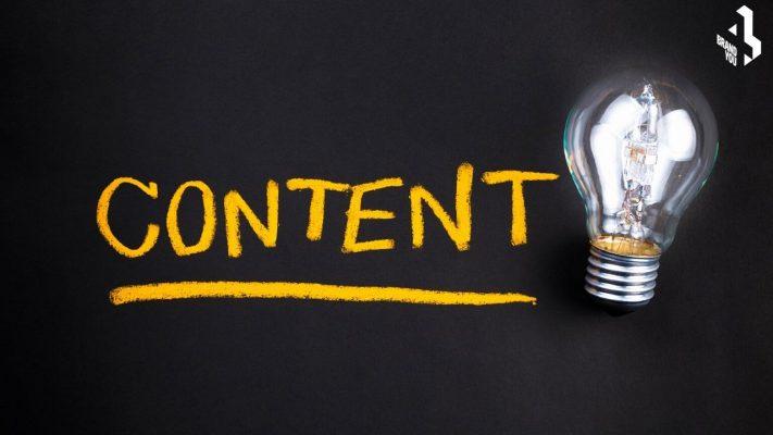 dịch vụ viết content