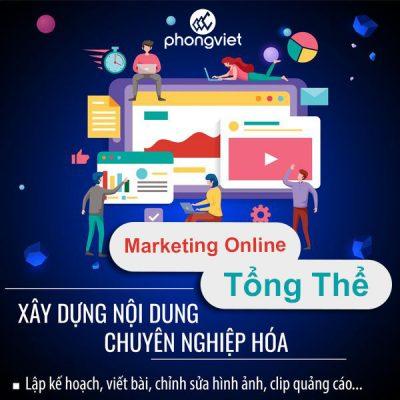 Dịch vụ Marketing tại Quảng Nam, chiến lược Marketing cho doanh nghiệp !