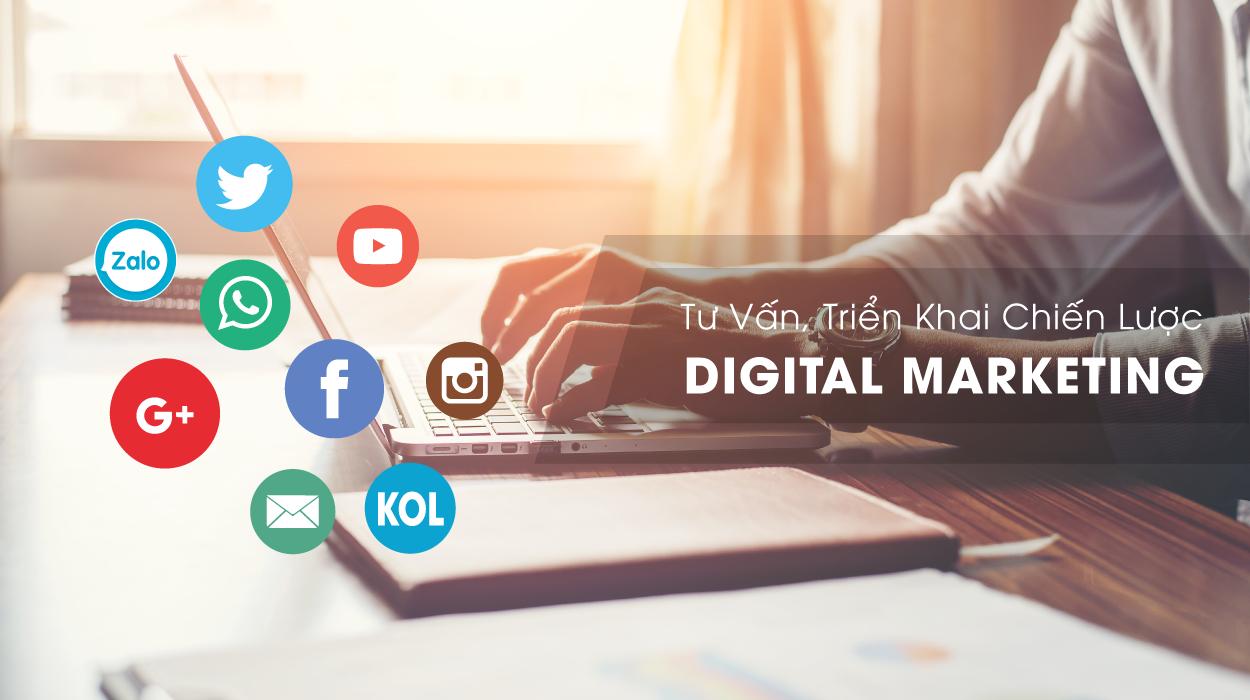 Dịch vụ Marketing online tại Bạc Liêu !