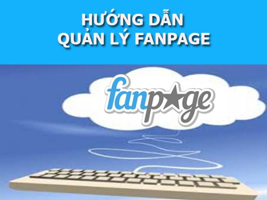 quản lý fanpage