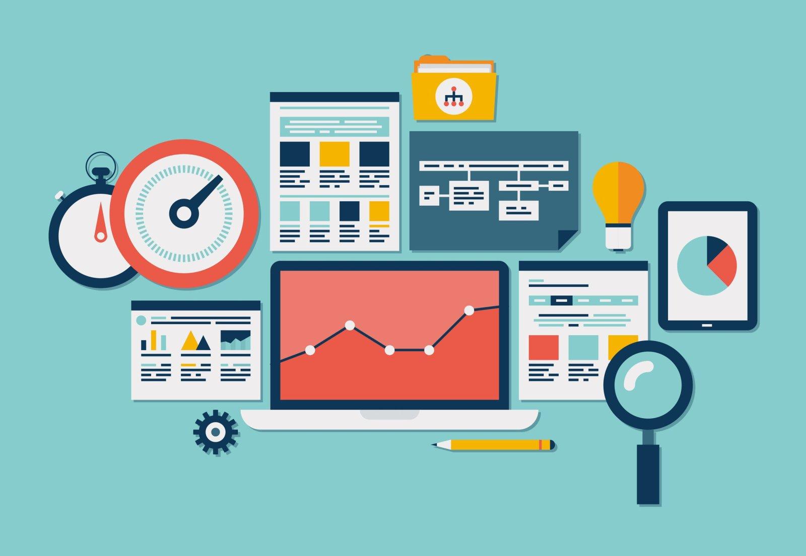 Dịch vụ marketing online cho thiết bị đồ dùng trẻ emuy tín