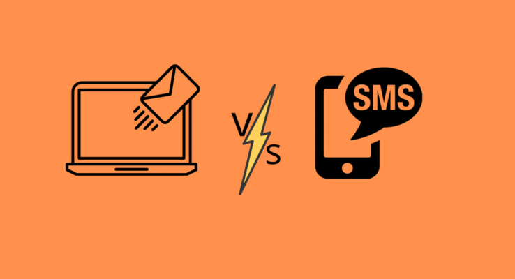 sms và email marketing