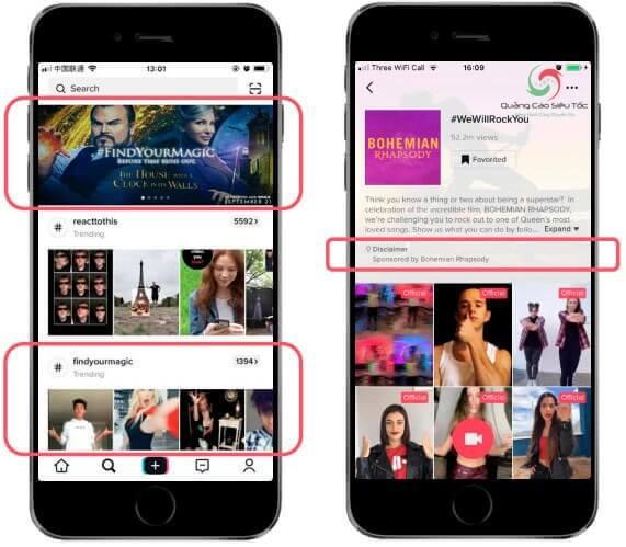 Hình thức chạy quảng cáo với TIKTOK