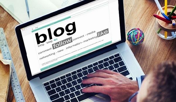 Viết Blog là một cách thu hút khách hàng hiệu quả trong Inbound Marketing.