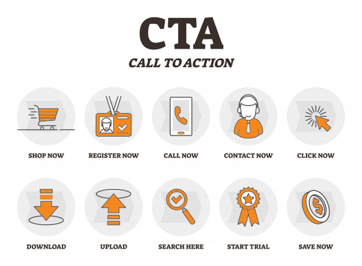 Sức mạnh của Call To Action (CTA) đối với website