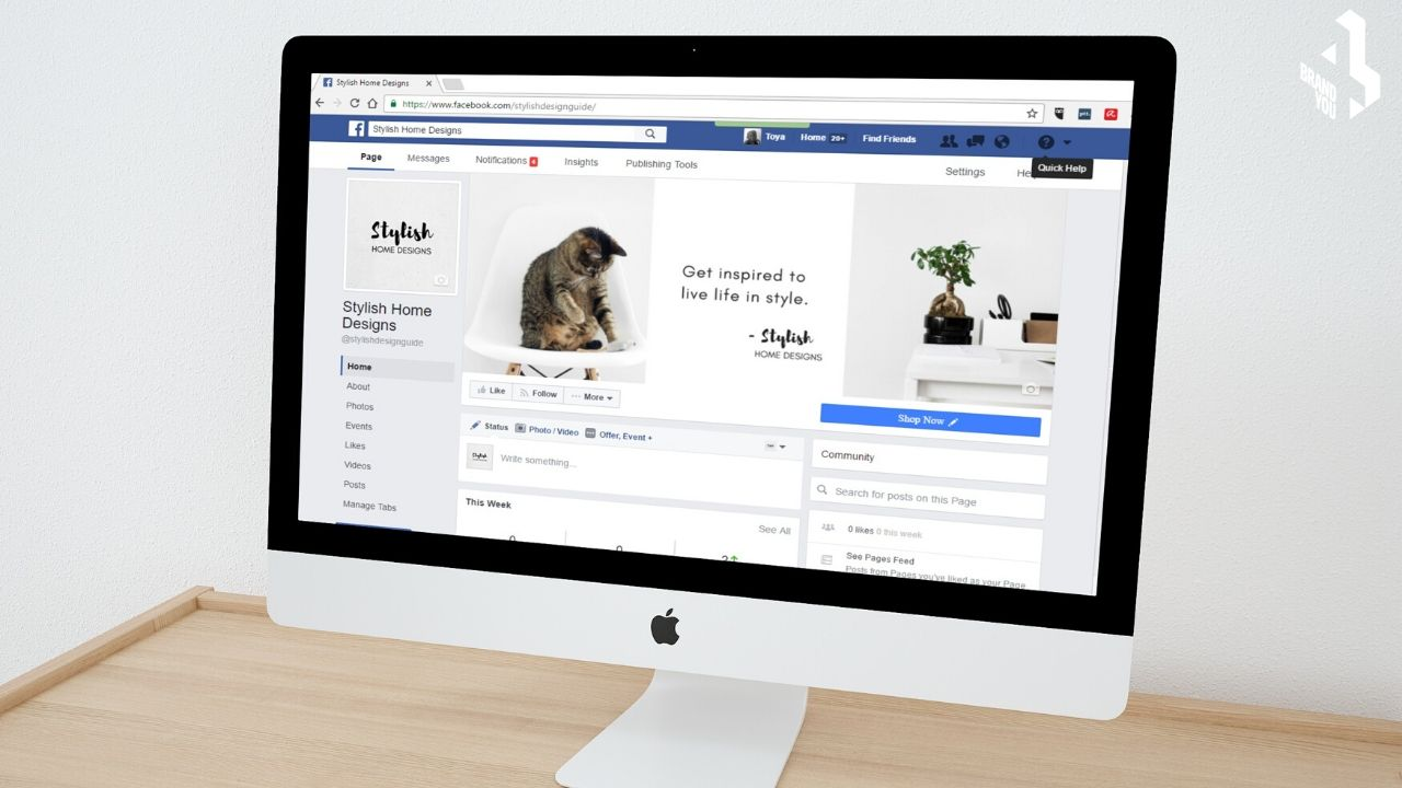 Dịch vụ quản trị fanpage - Tăng tương tác mạng xã hội