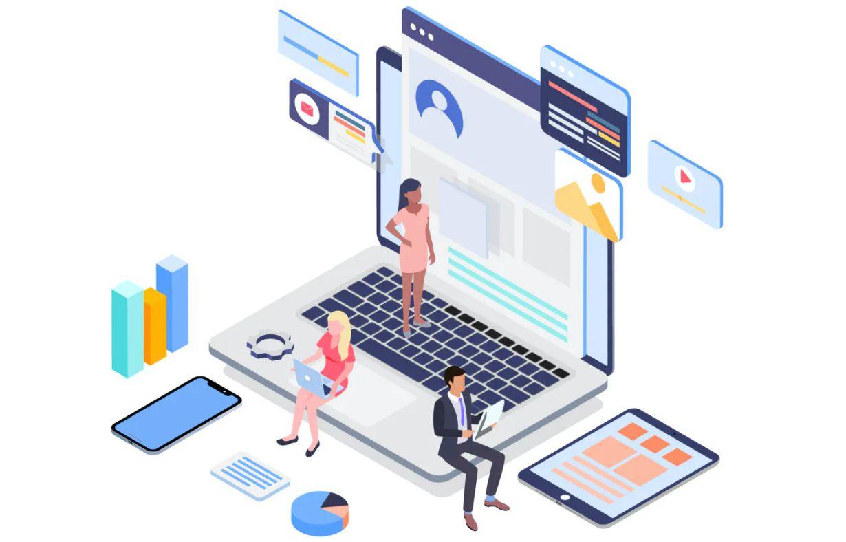 Quản trị Web - Dịch vụ Quản trị nội dung và chăm sóc Website