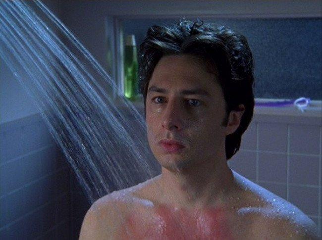 Tắm tương phản nóng lạnh