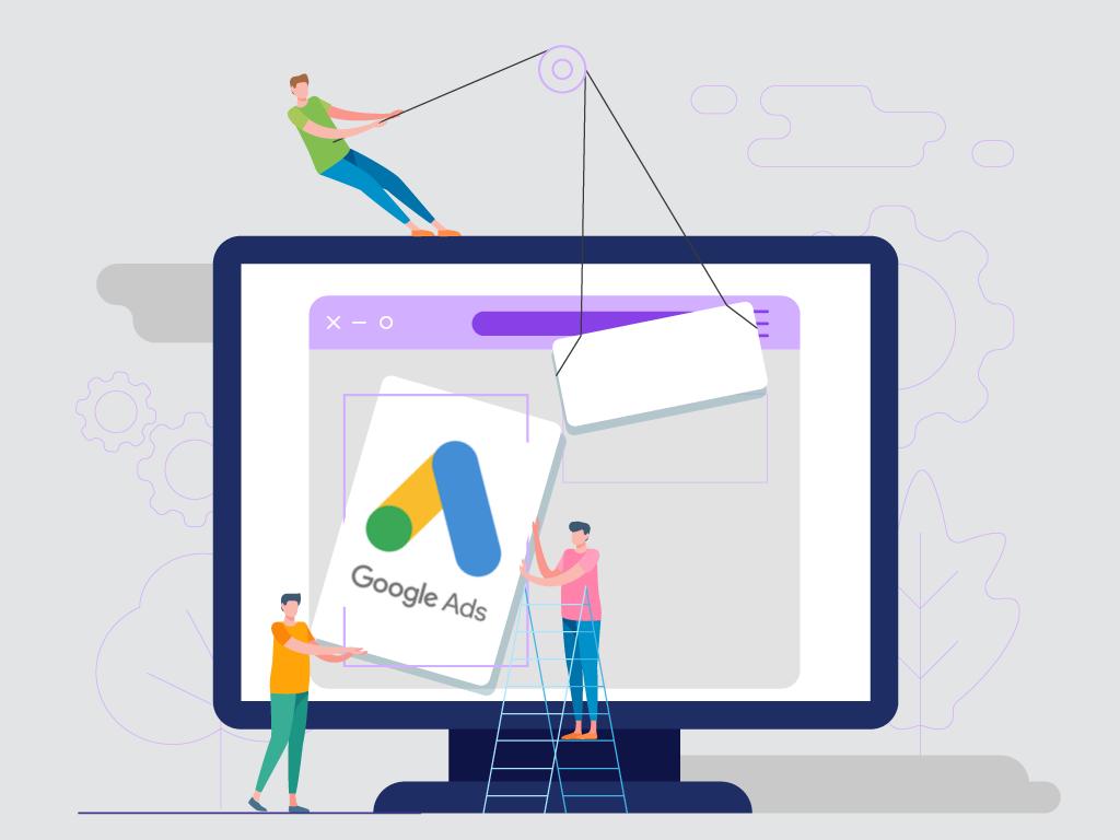 Chạy quảng Cáo Website Với Google Ads hiệu quả, tiết kiệm chi phí