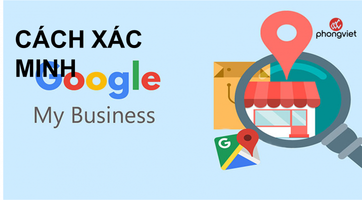 cách xác minh google my business