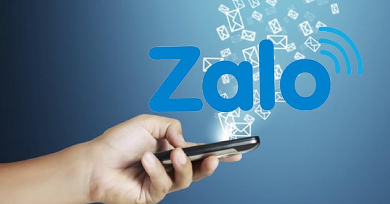 Không thể tạo tài khoản Zalo bằng số điện thoại nước ngoài