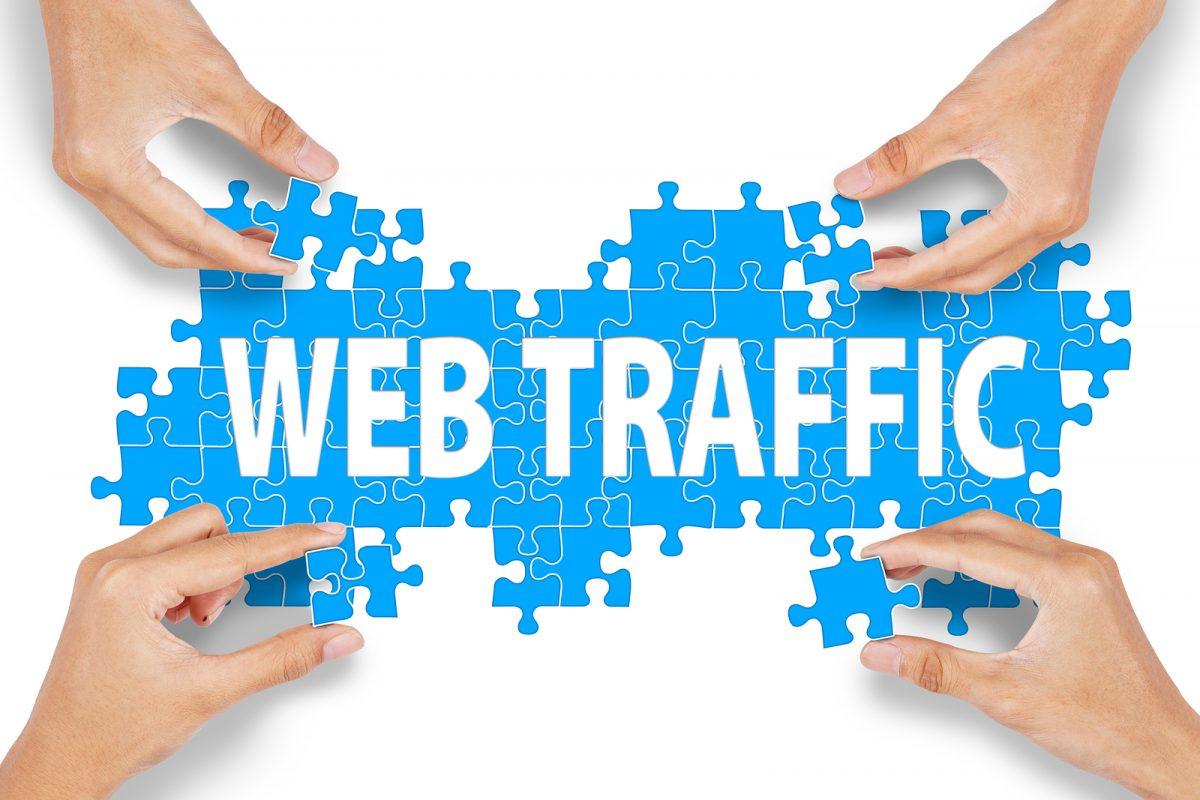 Dịch vụ tăng traffic cam kết duy trì thứ hạng website