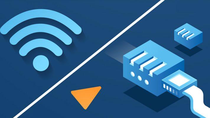 Kết nối mạng không ổn định