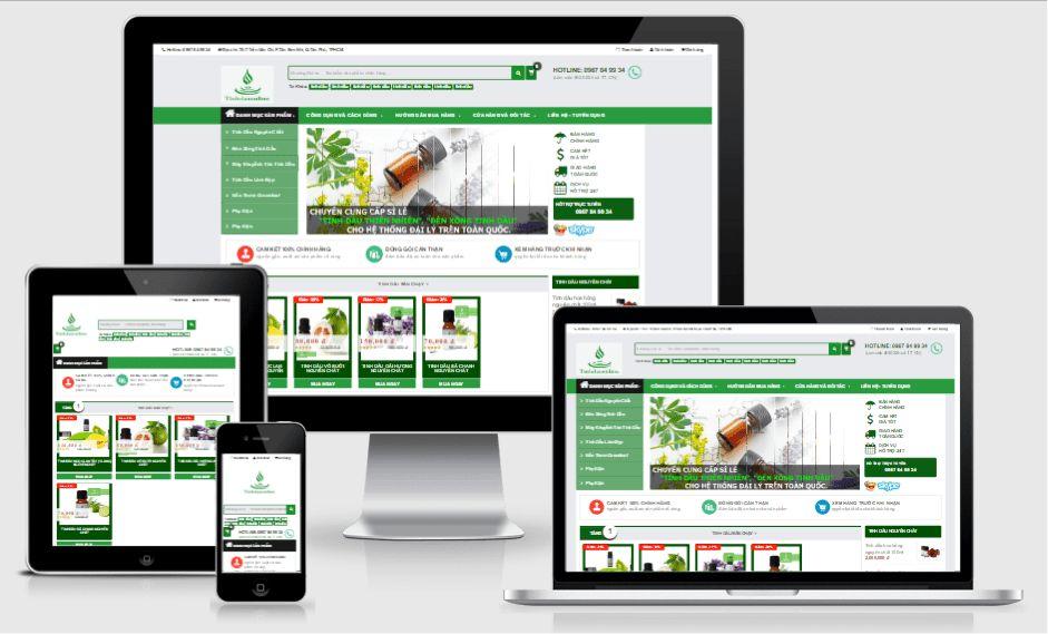 Thiết Kế Website Cho Công Ty Theo Yêu Cầu Uy Tín Chất Lượng