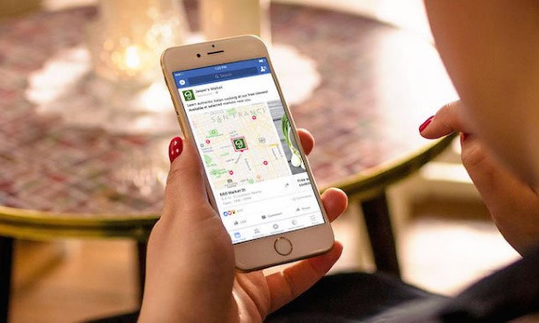 Quảng cáo facebook theo địa điểm, theo khu vực hiệu quả